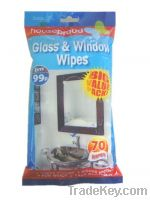 high quality cleaning care wipe