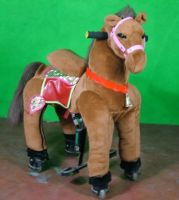 Sell inflatable new toy(riding horse)