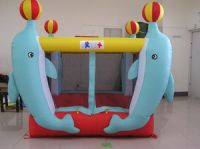 Sell inflatable medium toy(family use)