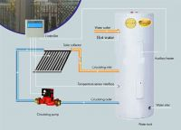 Sell solar water heater(CE,ISO,SPF Certificate)