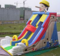 Sell Inflatable nice Slide
