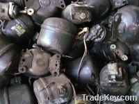 Sell Compressor Scrap, A/C and Fridge Compressor Scrap for immediate