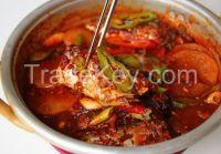 Canned Mackerel in tomato sauce, mackerel little flakes