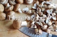 Canned salty Slice Mushrooms & Truffles