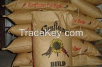 sunflower kernels for bird feeding