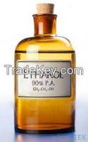 Hot Sale 96.4% Ethyl Alcohol Absolute Ethanol