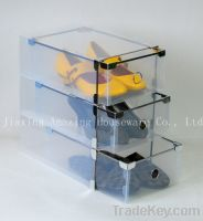 Sell Stackable Shoe Storage Drawer Box