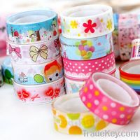 Sell transparent clear bopp stationery tape