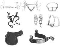 Sell saddlery equestrian products