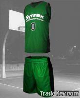 Sell basketball jersey & sports apparel