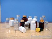 Sell Medicine PET  Square bottle