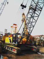 used Kobelco 7055-2 55T crawler crane