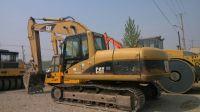 Used Excavator  CAT 320C Japan Original