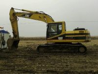 Used Excavator CAT 320BL Japan