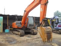 Used Hitachi Crawler Excavator ZX200