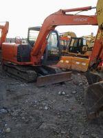 Used Hitachi ZX60 Mini Excavator