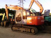 Used Excavator Hitachi EX120