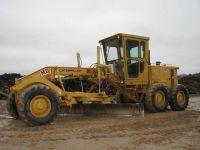 Used CAT 12G Motor Grader USA Original