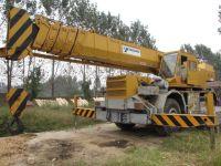 used Tadano GR600E rough crane