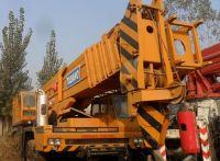 Sell Used truck crane Tadano TG1600M
