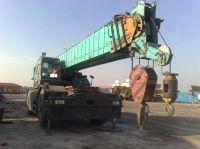 Used 45 ton rough crane Kobelco RK450