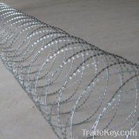 Sell razor wire mesh