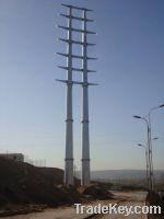 Sell Tubular Steel Tower (Transmission Tower, Angular Tower)