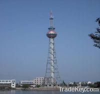 Sell TV & Radio Tower (Tubular Tower, Angular Tower)