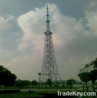 Sell Tubular Tower (TV&Radio Tower)