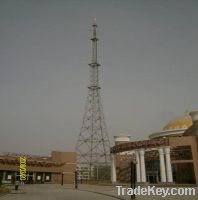 Sell Tubular Tower (Transmission Tower, TV&Radio Tower)