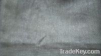 Sell linen rayon/viscose lurex/metallic fabric
