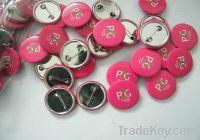 Sell badge(insignia)(pin badge)