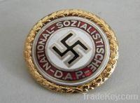 Sell badge (mental badge)