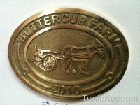 Sell button badge