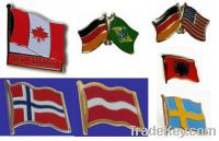 Sell custom pin badge /flag pin badge /enamel pin/tin bagde /label pin