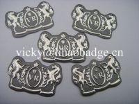 Sell soft metallic label