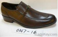 Sell full grain leather Men's casual shoes and dressing shoes