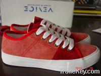 Sell Vulcanized Canvas shoes Plimsolls and sneakers