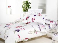Sell printed bedding set