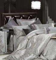 Sell jacquard bedding set