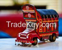 Toy Wooden Truck