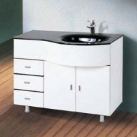 Sell Granite Kitchen vanity with kitchen cabinets