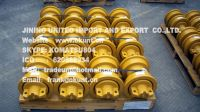 Sell track roller of bulldozer and excavator