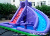 Sell slide water
