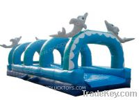 Sell water slip, water park