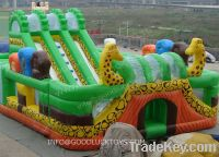 Sell large inflatable funcity