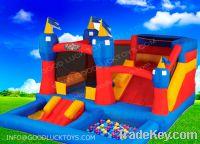 Sell mini bouncer backyard castle, kid toys, jumping bouncer