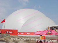 Sell inflatable tent, air structure, air building