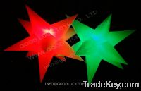 Sell LED decoration star, inflatable lighting star