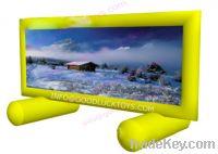 Sell outdoor movie screen, water billboard